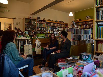 Die Autorin/Verlegerin als Unternehmerinnen